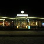 ラッキーピエロ - 夜景の綺麗な時間となりました。いざ、函館山へ