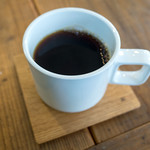 ペタニコーヒー - 「ドリップコーヒー」(380円)。