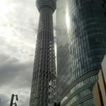 竹末東京Premium - 押上と言えば、スカイツリー!  押上駅を一歩外に出るとこんな光景が…