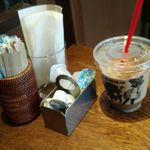 松屋珈琲店 - アイスコーヒー
