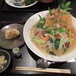 55866052 - [ランチ]海鮮皿うどん