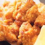 マジックバー 銀座十二時 銀座本店 - 鶏の唐揚げ