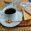 珈琲貴族 - 料理写真:モーニングセット(貴族ブレンド)