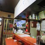 珉珉 - 一般人や中洲にお勤めの方々が飲みや食事に使う、日常的な雰囲気の中華店です。