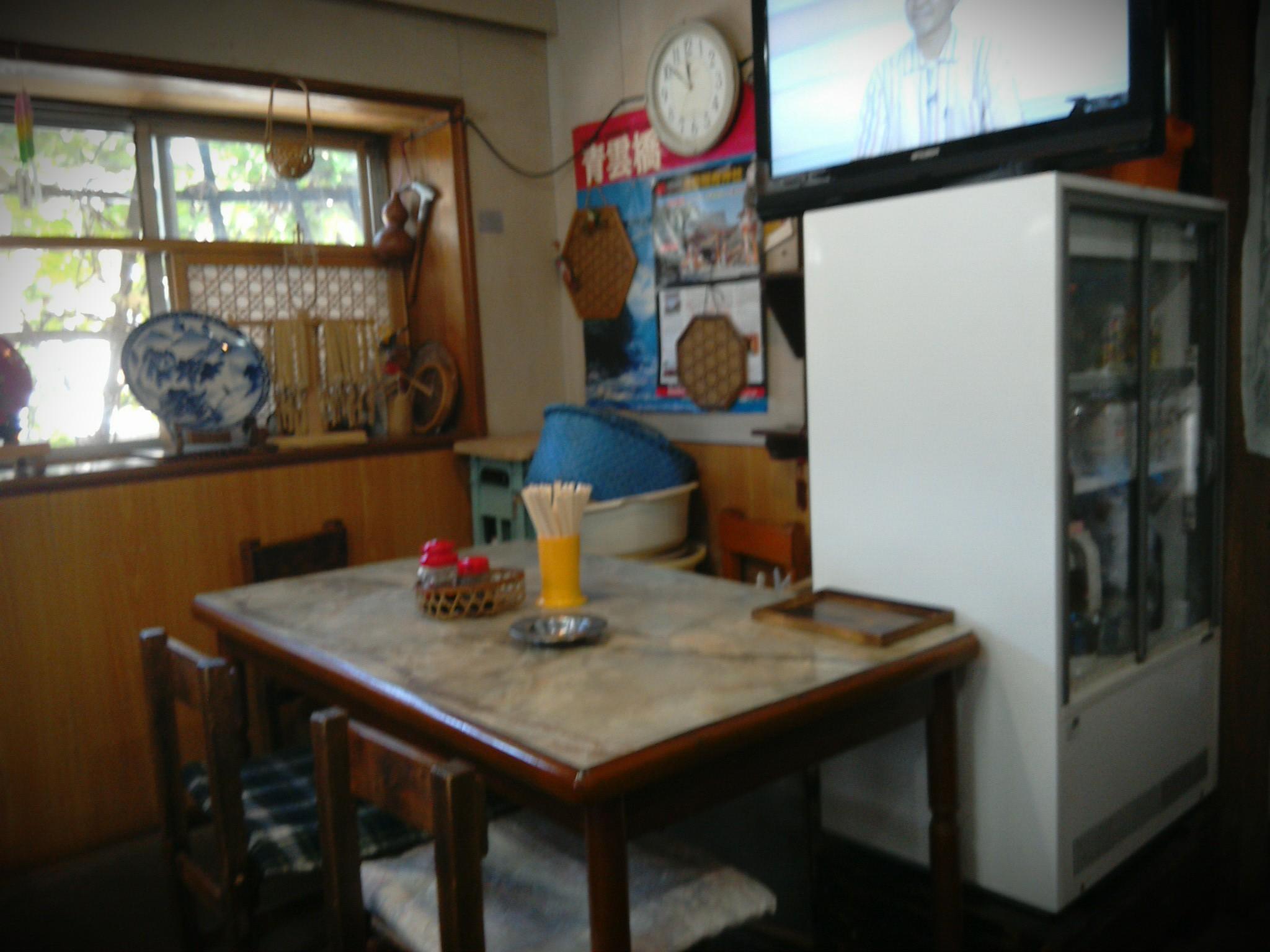しまの屋食堂
