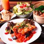 ぶらん - コースお料理一例