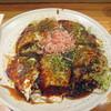 やひろ - 料理写真:広島風肉玉そば入り