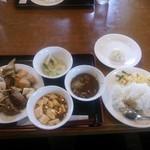 龍鶴 - 取った料理