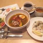 IKURU-TABLE - 料理写真: