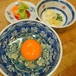 和可奈鮨 - 玉子と薬味♥(^o^ゞ