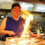 やひろ丸 - 絶品の炭火焼き