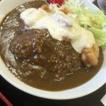 御食事処 やっこ - 料理写真:ちきん南蛮カレー