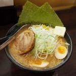 ら~めん 味ノ仙 - コーンバターみそらーめん(900円)