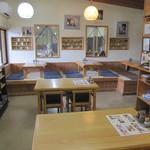一休庵 - 壁の向こうは陶器教室