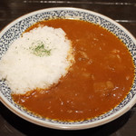 横濱屋 - 自家製ハヤシライス(950円)