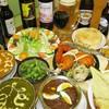 インドカレー料理ナマステグル - 料理写真: