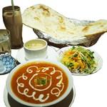 インドカレー料理ナマステグル -