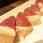 MASAJIN - ラムランプ(もも肉)。
