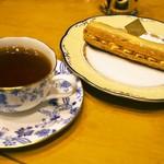 ハイドパーク - 紅茶 & エクレア キャラメル