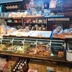 あんこ椿 - 天然酵母のパン