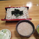 巴町 砂場 - 趣味乃とろそば1512円