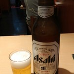 浅草 ときわ食堂 - 大瓶です