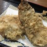 めし太郎 - いわしの天ぷら