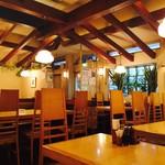 レストラン シラツユ - 店内