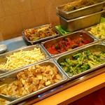 KOREAN EXPRESS - 野菜が選べます
