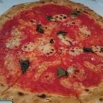 ピザ ロマーノ - マルゲリータを注文しました(500円)
