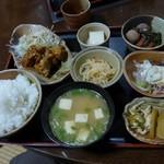 郷土料理吾兵衛 - 日替わり定食