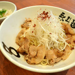 あぶら麺 160g (大盛り240g)