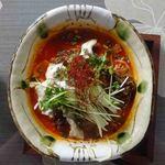 花琳 - 冷製担々麺990円