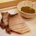 Sushiwatanabe - 蒸し黒鮑