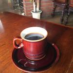 喫茶 愛 - ドリンク写真:酸味にボディが効いた珈琲