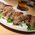 ヱビスバー - 真鯛のカルパッチョ