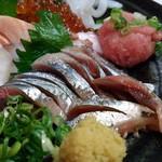 うをひろ - 秋刀魚~♪