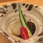 小料理 わみや - 160915 前菜