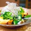 麻布 久徳 - 料理写真:大潟村野菜サラダうどん
