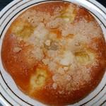 ファミーユ - バニラシュガーと塩バターのブリオッシュ(156円)