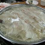 長白小館 - 酸菜白肉火鍋