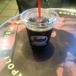 セガフレード・ザネッティ - アイスコーヒーSサイズ(\350)