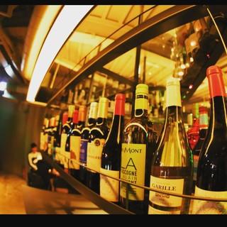 【WINE】自然派ワインの深い味わい