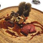 レスト ケイ ヤマウチ - 岡崎天然鹿の藁焼き
