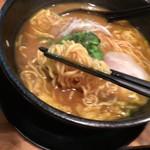 55911231 - H.28.9.8.夜 麺リフト(カレーラーメン)