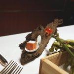 レスト ケイ ヤマウチ - トマトのギモープ