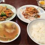中国料理 慶福楼 - ランパススペシャルランチ