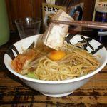麺屋久兵衛  - 肉