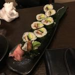 55913175 - 鰻とアボカドの巻き寿司