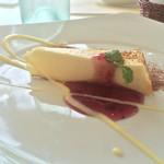 トラットリア マータント - ランチコースのデザート